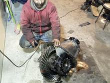 تعمیر تخصصی دیفرانسیل  در شیپور-عکس کوچک