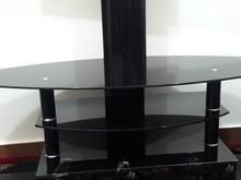 میز زیر تلویزیونی شیشه ای در شیپور-عکس کوچک