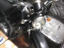 موتور مینی پیشرو پیروز 70سیسی در شیپور-عکس کوچک