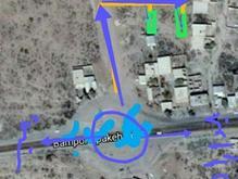 زمین فروشی بهترین موقعیت بمپور فلکه مهتاب 156 متر در شیپور-عکس کوچک