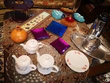 قوری،بشقاب، ظروف دکوری...  در شیپور-عکس کوچک