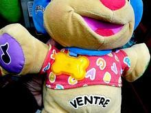 عروسک ونتر موزیکال در شیپور-عکس کوچک