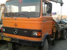 خاور608 مدل 86 جرثقیل در شیپور-عکس کوچک