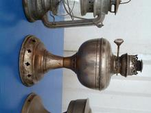 فروش 2عدد لمپا های قدیمی نفتی روسی در شیپور-عکس کوچک