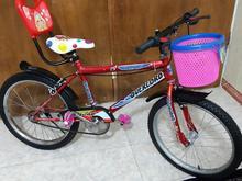 دوچرخه 20 قرمز تمیز  در شیپور-عکس کوچک