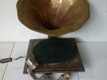 قطعات گرامافون کوکی مستر ویس اانتیک در شیپور-عکس کوچک