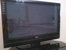"""تلویزیون   """"LCD.LG32 همراه با میز تلویزیون در شیپور-عکس کوچک"""