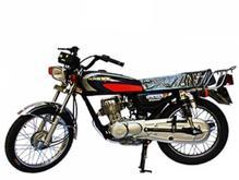 موتورسیکلت انژکتوری 97 با بیمه و سایر وسایل جانبی در شیپور-عکس کوچک