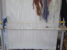 دار قالی با لوازم کامل110/130 در شیپور-عکس کوچک