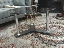 میز عسلی نو و سالم در شیپور-عکس کوچک