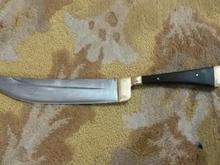 ساخت و قبول سفارش چاقو ..کارد کمری در شیپور-عکس کوچک