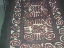 نمددست باف اصل وقدیمی برای کمردردورطوبت گیر در شیپور-عکس کوچک