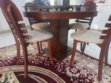 میز ناهار خوری چهار نفره در شیپور-عکس کوچک