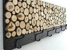 جالباسی چوبی طرح مدولار در شیپور-عکس کوچک