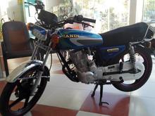موتور سیکلت انژکتورسانین متین خودرو در شیپور-عکس کوچک