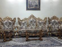 مبلمان سلطنتی استیل کلی وجزئ در شیپور-عکس کوچک