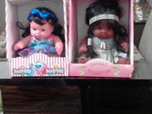 دو عدد عروسک نو از جعبه خارج نشده و استفاده نشده در شیپور-عکس کوچک