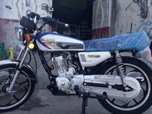 موتور سیکلت معامله حضوری  در شیپور-عکس کوچک