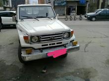 تویوتا لندکروز مدل1986 در حد نو  در شیپور-عکس کوچک