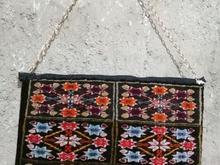 توبره(کیف) دستباف، در شیپور-عکس کوچک