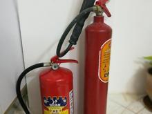 فروش یک جفت کپسول آتش نشانی نو در شیپور-عکس کوچک