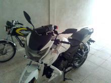 موتور سیکلت هوندا بسیار سالم  در شیپور-عکس کوچک