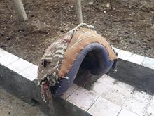 پالان الاغ همراه خرجوال در حد نو در شیپور-عکس کوچک