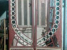 درب فلزی محکم  در شیپور-عکس کوچک