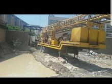 حفر چاه آب عمیق و نصب پمپ در شیپور-عکس کوچک
