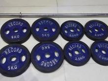 وزنه دمبل هالتر در شیپور-عکس کوچک