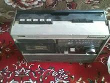 رادیوظبط ای وا قدیمی  در شیپور-عکس کوچک