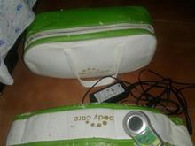 ماساژور کمربند لاغری شکم ویبره شیپ ماساژ حرارتی در شیپور-عکس کوچک