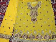 لباس هندی دوخته نشده در شیپور-عکس کوچک
