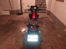 فروش موتورسیکلت آپاچی 160 در شیپور-عکس کوچک