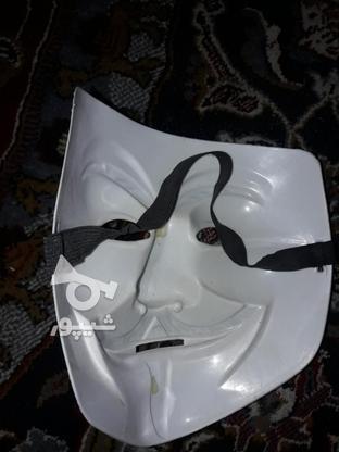 نقاب ناشناس در گروه خرید و فروش ورزش فرهنگ فراغت در فارس در شیپور-عکس1