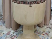 تنبک 3مهر شیرانی shچوب گردو سفید پوست شتر  در شیپور-عکس کوچک