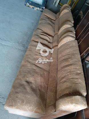یه دست مبل هفت نفره  در گروه خرید و فروش لوازم خانگی در اصفهان در شیپور-عکس1