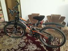 دوچرخه 26 / ترمز دیسکی در شیپور-عکس کوچک
