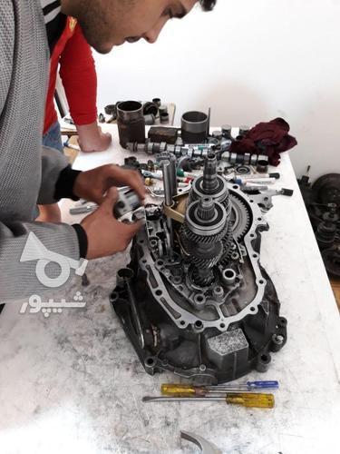 آموزش باز و بست موتور گیربکس های دستی/نوید صنعت در گروه خرید و فروش خدمات و کسب و کار در تهران در شیپور-عکس1