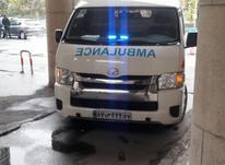 استخدام راننده آمبولانس در شیپور-عکس کوچک