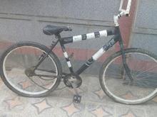 دوچرخه پلیس کوهستانی در شیپور-عکس کوچک