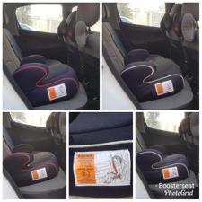 صندلی ماشین کودک بوستر ۴ تا 12 سال در شیپور-عکس کوچک