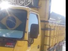 درخواست راننده ایسوزو 6 تن با مدارک محدوده زرین شه در شیپور-عکس کوچک