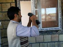 تعمیر و رگلاژ پنجره های دوجداره در شیپور-عکس کوچک