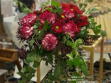 گل آرایی مراسم و عروس در شیپور-عکس کوچک