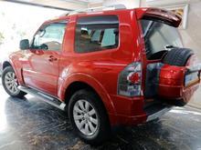 میتسوبیشی پاجرو مدل 2010 قرمز رنگ در شیپور-عکس کوچک