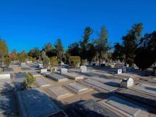 فروش قبر در بهشت زهرای تهران 2متر در شیپور-عکس کوچک
