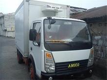 کامیونت ۵/۲ تن آمیکو مسقف فلزی سفید در شیپور-عکس کوچک
