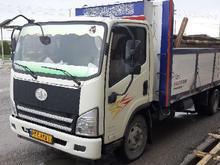 کامیونت فاو شش تن  در شیپور-عکس کوچک