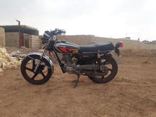 موتور سیکلت 200 متین خودرو  در شیپور-عکس کوچک